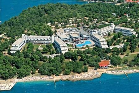Poreč / Hotel Delfin, Chorvatsko, Poreč