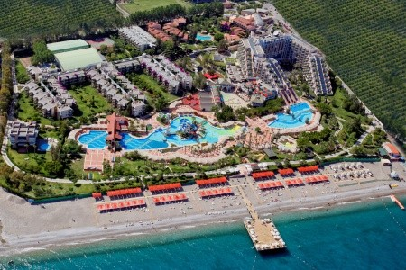 Limak Limra Hotel & Resort s Ultra All inclusive Ultra All inclusive