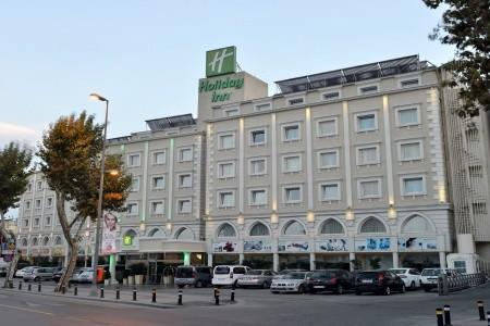 Holiday Inn Istanbul City Snídaně