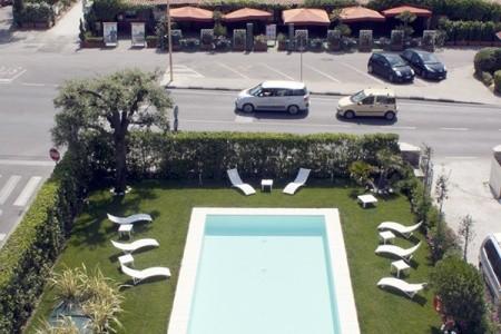 Hotel Areion S Bazénem Pig– Forte Dei Marmi - Last Minute a dovolená