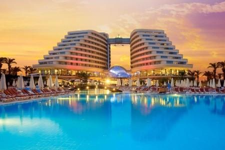 Miracle Resort - v listopadu