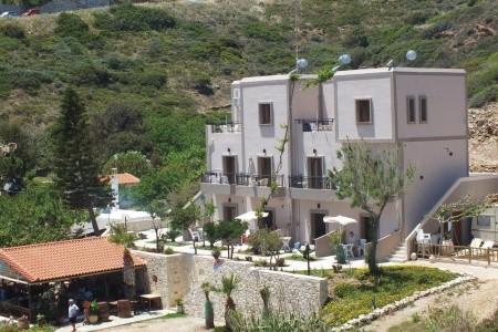Evita, Řecko, Kréta