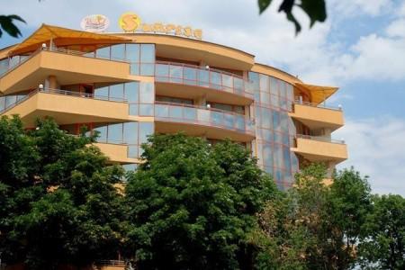 Hotel Primasol Sunlight Sunrise, Bulharsko, Zlaté Písky