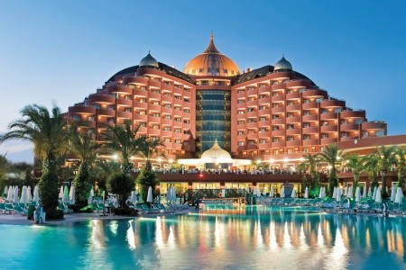 Delphin Palace - ultra all inclusive