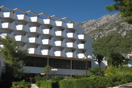 Gradac / Hotel Laguna, Chorvatsko, Gradac