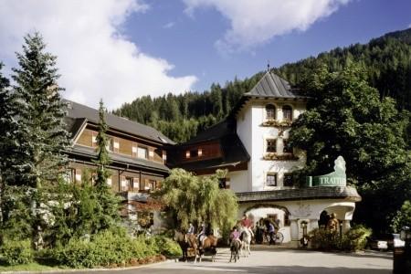 Hotel Trattlerhof Snídaně
