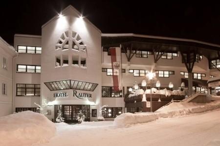 Hotel Rauter - podzimní dovolená