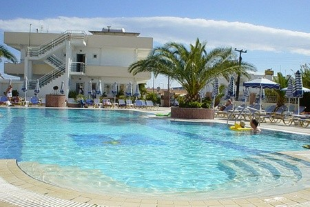 Hotel Orion - Řecko  - dovolená