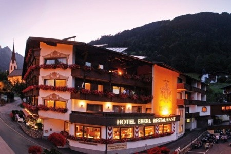 Hotel Eberl - Rakousko All Inclusive v lednu