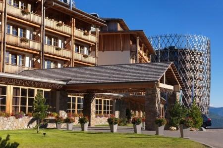 Falkensteiner Hotel Cristallo - hotely