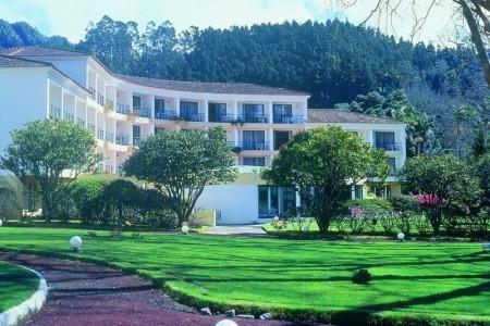 Terra Nostra Garden - Portugalsko Last Minute - Portugalsko levně