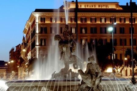 St.regis Grand Hotel Rome