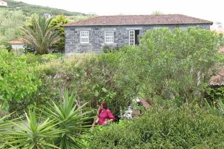 Quinta Das Buganvilias Snídaně