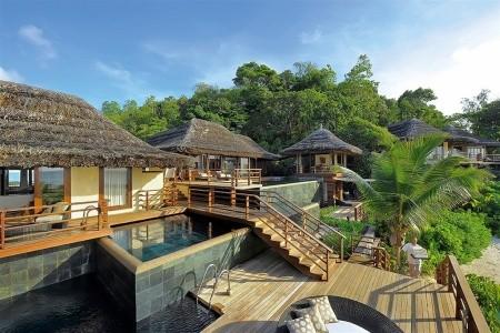 Constance Lemuria Resort Snídaně