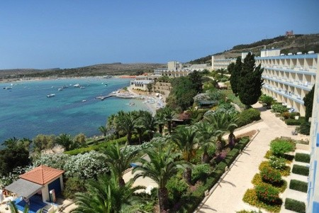 Mellieha Bay Hotel - u moře