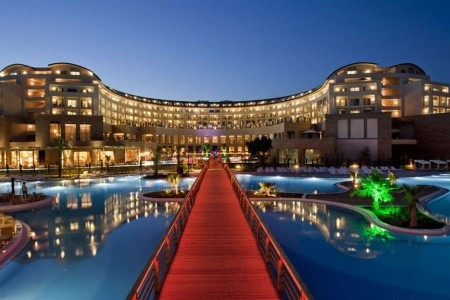 Kaya Palazzo Golf Resort All Inclusive Super Last Minute