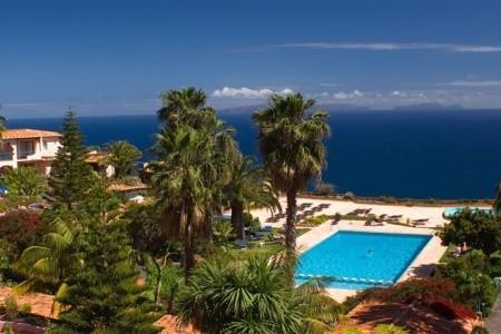 Quinta Splendida Wellnes & Botanical Garden Charter Snídaně