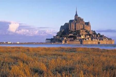 FRANCIE - Normandie a Bretaň (Mont Saint Michel, Saint-Malo, Snídaně