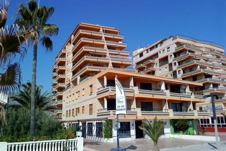 Oropesa Del Mar / Apartmány Playamar - ubytování v soukromí