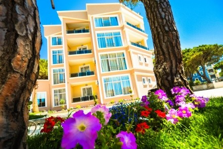 Klajdi Resort - letecky all inclusive