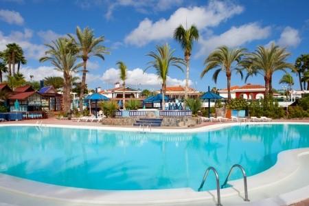 Kanárské ostrovy - Gran Canaria / Dunagolf