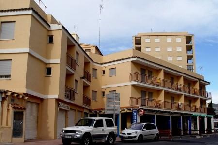 Oropesa Del Mar / Apartmány Playa Parada - levně