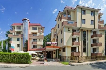 Hotel Sigma, Bulharsko, Kiten