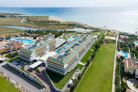 Port Nature Luxury Resort Hotel & Spa - Last Minute a dovolená