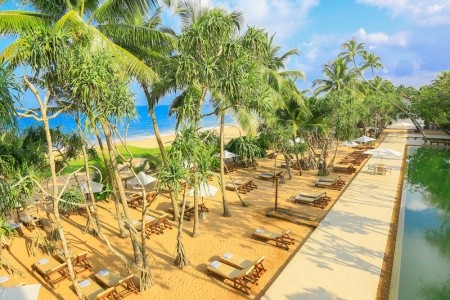 Pandanus Beach Resort & Spa - Srí Lanka v květnu