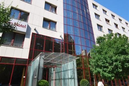 Lion´s Garden Hotel  - Budapest - v březnu