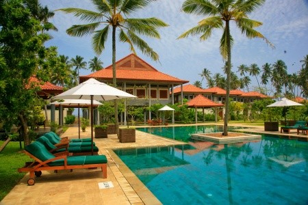 Serene Pavilions - luxusní dovolená