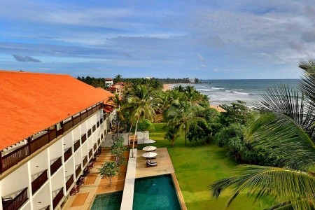 Temple Tree Resort & Spa - Induruwa - Srí Lanka
