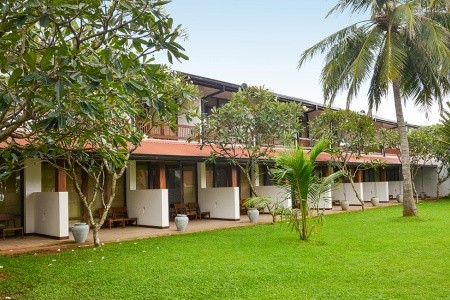 Goldi Sands Hotel - Srí Lanka - hotely