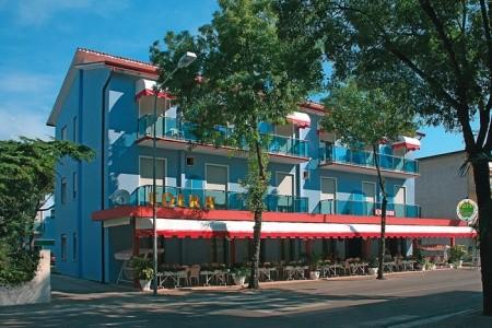 Lido Di Jesolo - Hotel Edera** Itálie Lido di Jesolo last minute, dovolená, zájezdy 2018