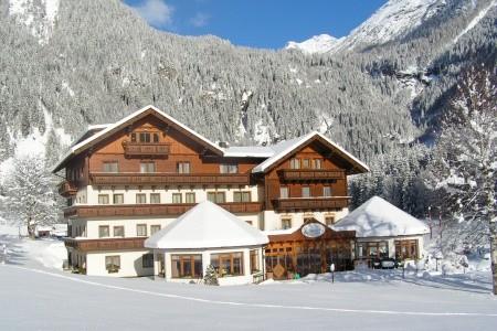 Flattach, Alpenhotel Badmeister*** - Zima - alpy