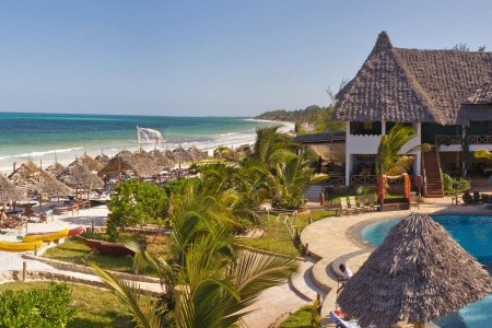 Waridi Beach Resort - letecky all inclusive