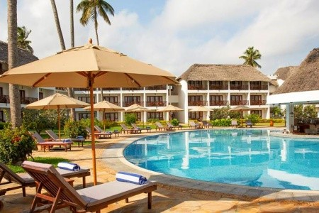 Hotel Double Tree By Hilton Resort Zanzibar - Zanzibar s polopenzí