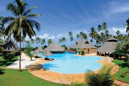 Neptune Pwani Beach Resort & Spa - letecky all inclusive