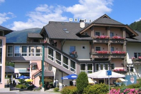 Hotel Flattacherhof Polopenze