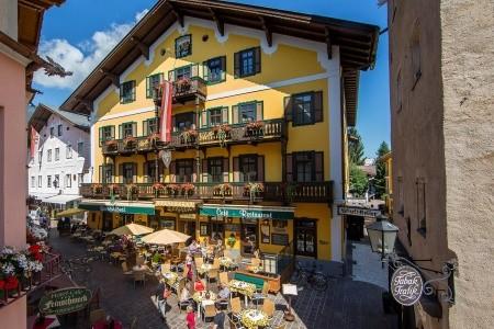 Zell Am See, Hotel Lebzelter *** - Léto Polopenze