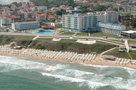 Hotel Perla Beach Resort Bulharsko Primorsko last minute, dovolená, zájezdy 2016