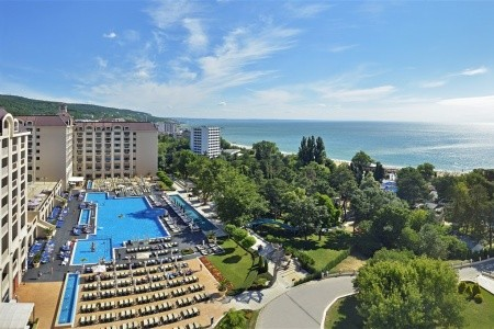 Hotel Melia Grand Hermitage Bulharsko Zlaté Písky last minute, dovolená, zájezdy 2018