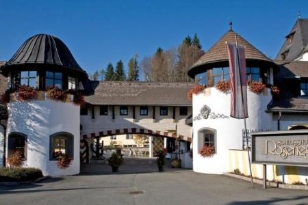 Hotel Rosenegg Ve Fieberbrunnu - v únoru