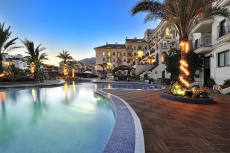Benalmadena Palace - Aptos - luxusní dovolená