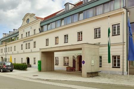 Hotel Lambrechterhof - polopenze