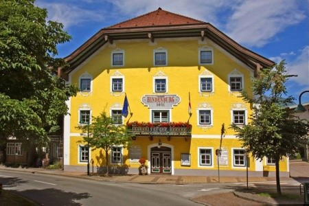 Hotel Hindenburg V Saalfeldenu Polopenze