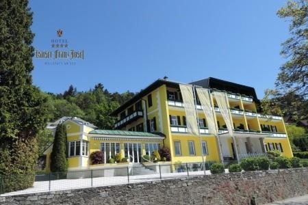 Hotel Kaiser Franz Josef V Millstattu - Last Minute a dovolená