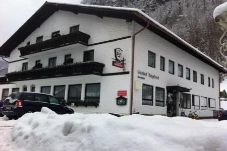 Gasthof Bergried - Apartmány Bez stravy