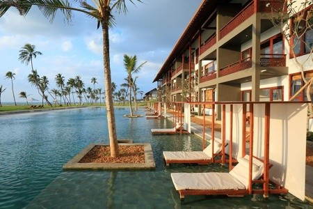 Anantaya Resort & Spa- Chilaw - v prosinci