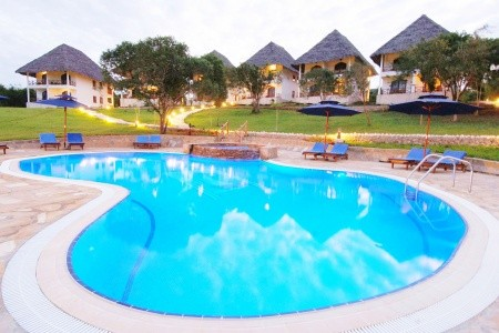 Bluebay Beach Resort & Spa (5*) - Zanzibar v listopadu